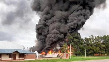 Explosión en Santa Fe deja un muerto y tres heridos