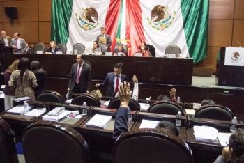 PRI pide quePresidenterinda informe ante el Congreso