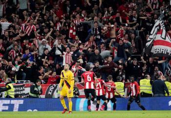 El Bilbao despide al Barcelona en la Copa del Rey