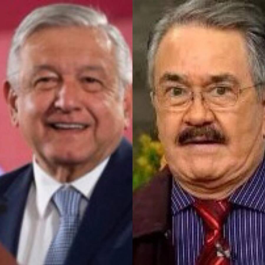 Pedrito Sola opina como AMLO es más importante el civismo
