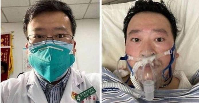 Reconocen labor del doctor fallecido en redes sociales chinas