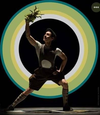 Ballet de Cri-Cri en Bellas Artes
