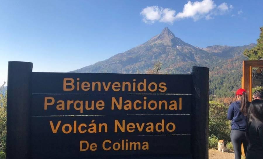 Reabren el Parque Nacional Nevado de Colima