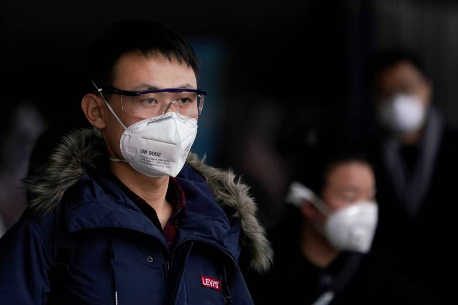 Asciende a 717 la cifra de muertos por coronavirus en China