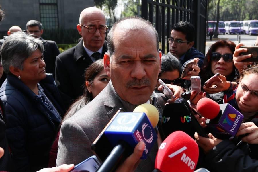 """Inadecuado decir """"a la chingada"""": Gobernador de Aguascalientes"""