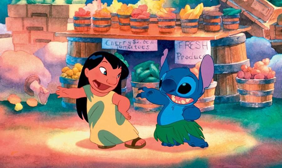 """""""Lilo & Stitch"""" tendrá su película en live-action"""