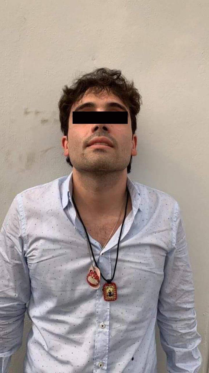 Ovidio Guzmán, sin orden de aprehensión: Alfonso Durazo