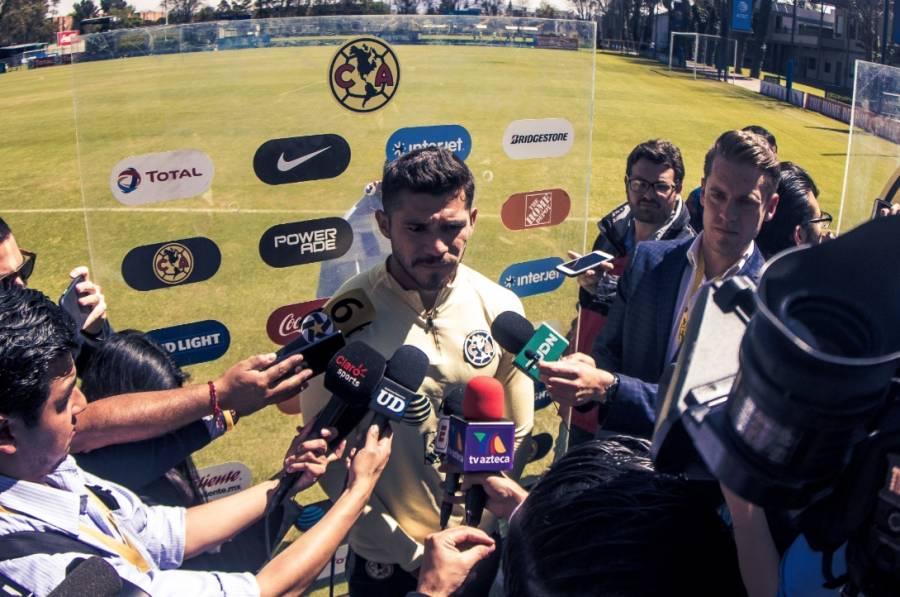 Es momento de apoyar de Nico Castillo: Henry Martín
