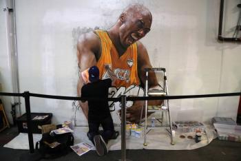 Funeral de Kobe Bryant será el 24 de febrero