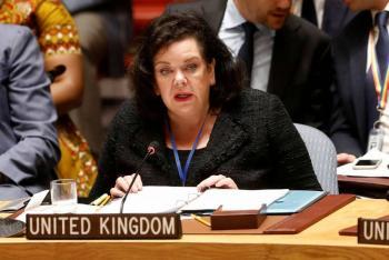 Karen Pierce, nueva embajadora de Reino Unido en EU