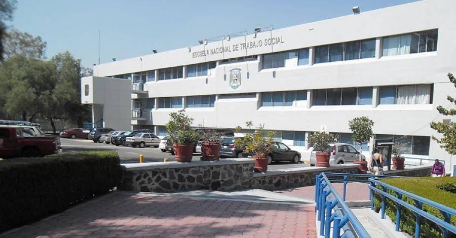 Entregan instalaciones de la Escuela Nacional de Trabajo Social
