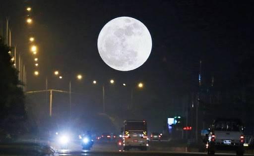 ¿Cuándo se verá la primera super luna del año en México?