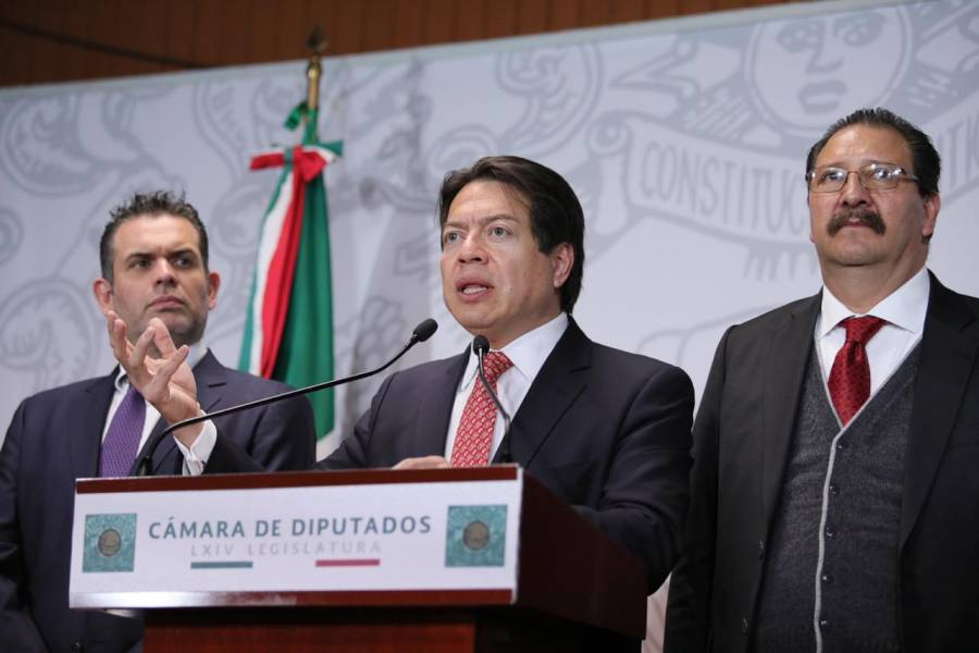 Anuncian primera Asamblea Nacional de Legisladores de la 4T