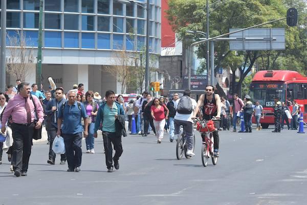 En la capital del país se prevén al menos 5 movilizaciones