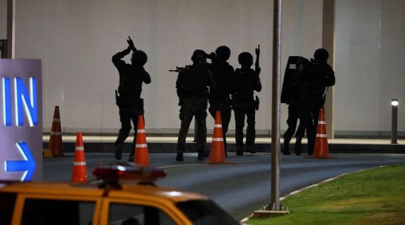 Abaten a soldado que mató a más de 25 personas en Tailandia