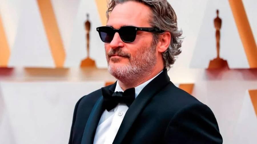 Joaquin Phoenix, mejor actor!