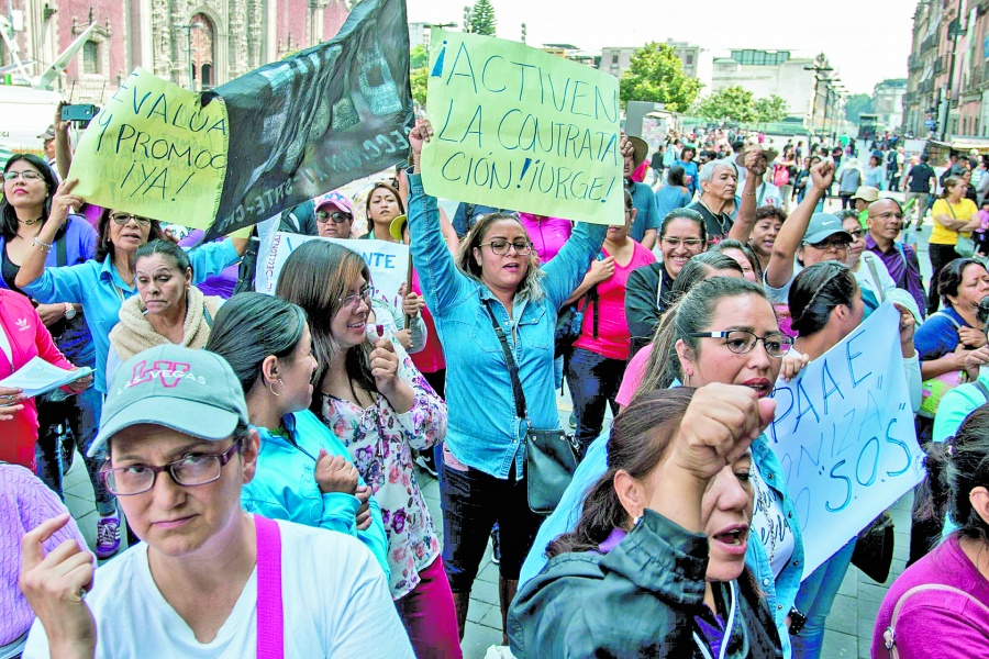 IPN reprueba programa y CNTE busca imponerlo