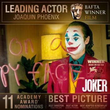 El Joker por la hazaña