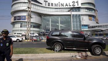 A 27 ascendieron los muertos por tiroteo en Tailandia