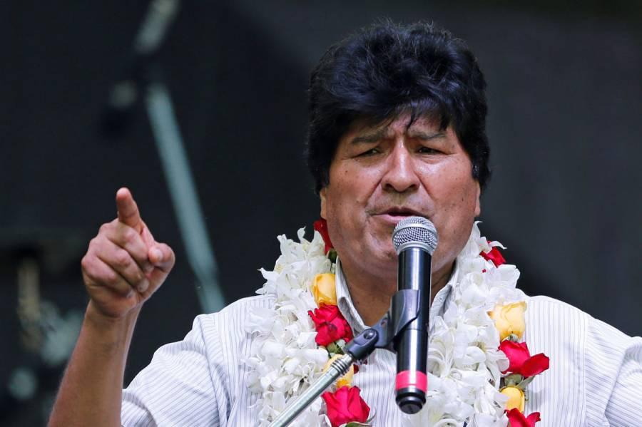 Evo Morales viaja a Cuba desde Argentina