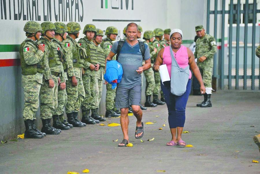 Estaciones migratorias son centros carcelarios, señala CNDH