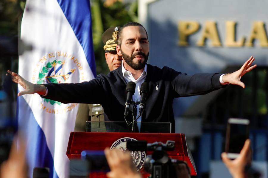 """Legisladores de El Salvador condenan """"intento de golpe"""" de Nayib Bukele"""