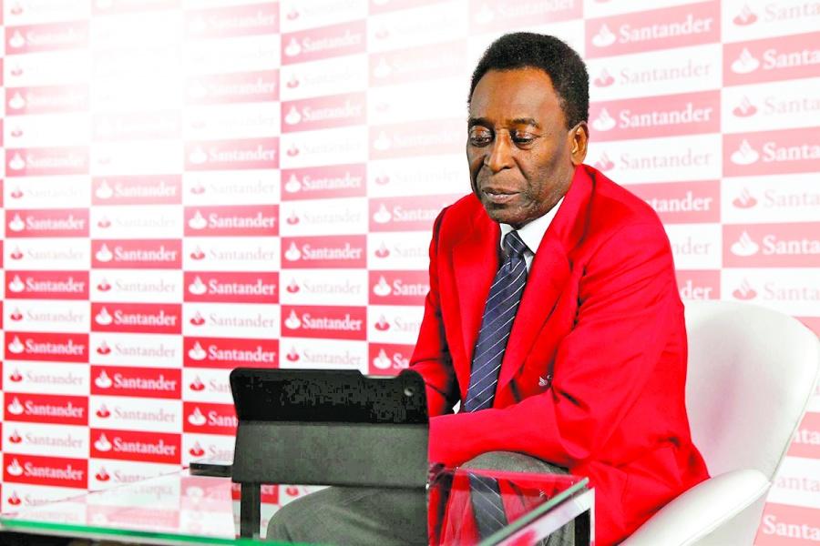El Rey Pelé sufre depresión debido a su poca movilidad