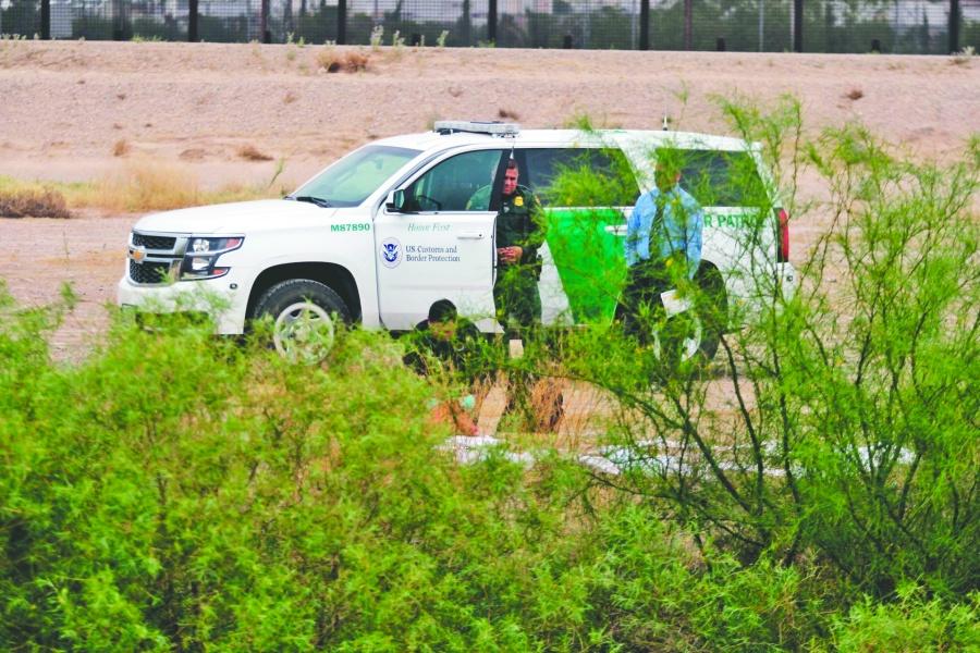 TLCAN detona muerte de connacionales ilegales en frontera norte