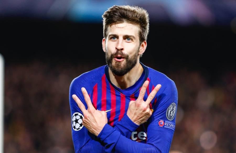 El Barcelona recupera a Piqué tras molestias musculares