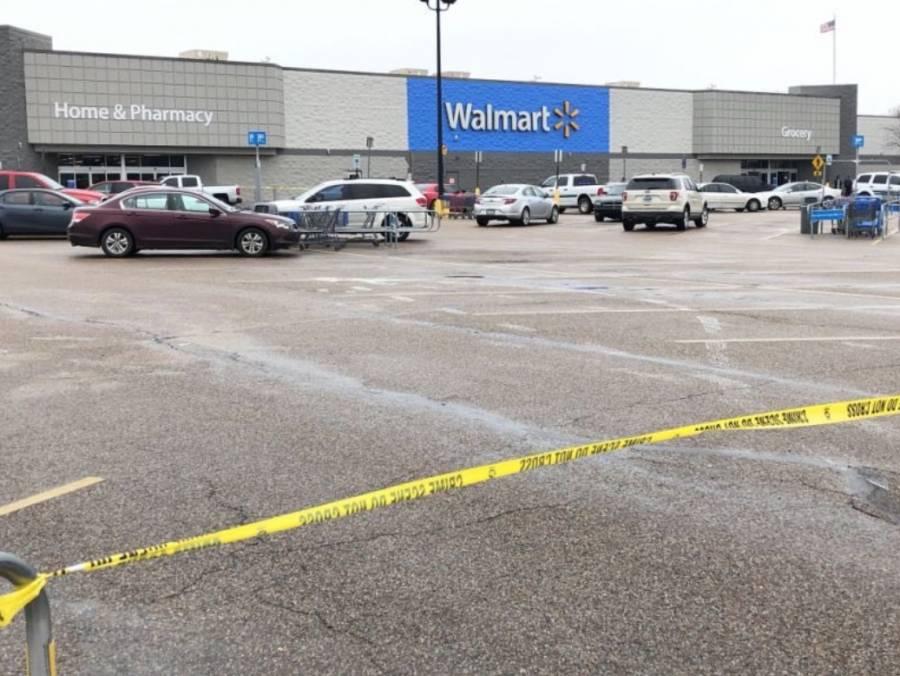 Tiroteo en Walmart de Arkansas deja dos heridos y un muerto