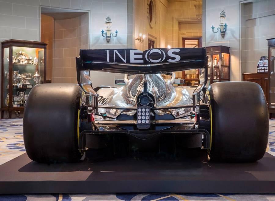 Mercedes revela el nuevo color de su monoplaza 2020