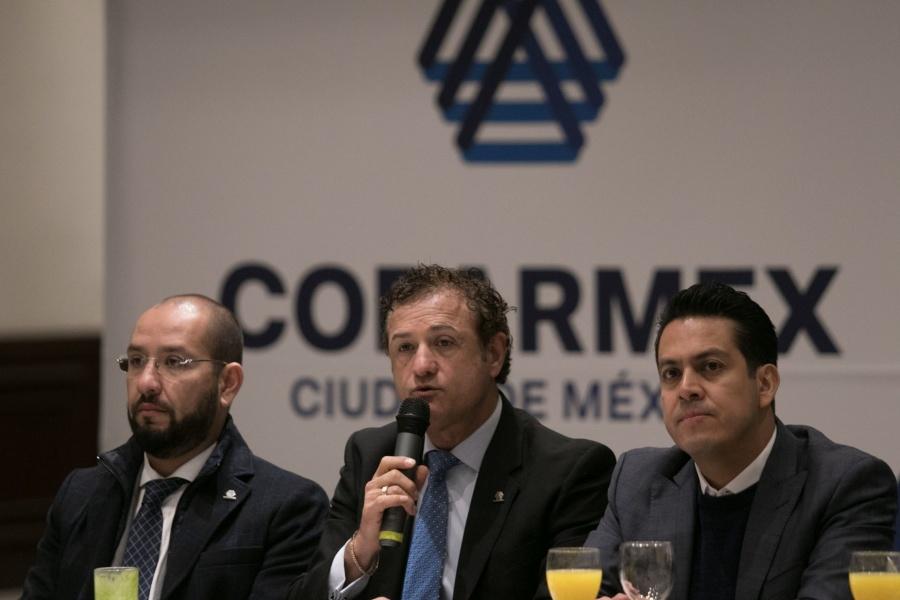 Alerta Coparmex que Gobierno quieredebilitar al INE