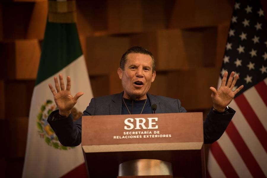 Julio César Chávez, reconocido como Mr. Amigo 2019-2020