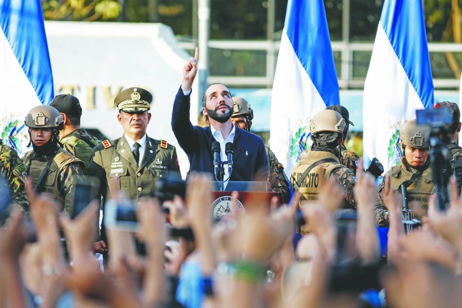 Corte se mete en la guerra de poderes en El Salvador