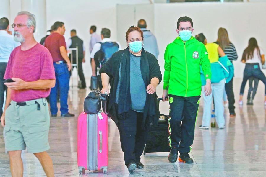 Indagan 3 casos sospechosos de coronavirus en México