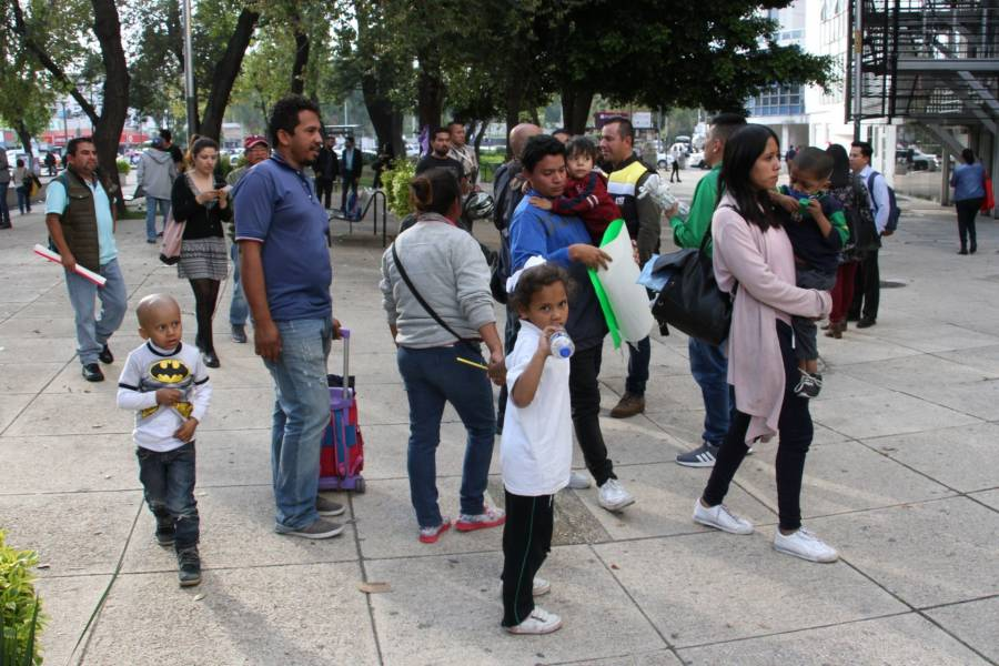 Esta es la agenda de movilizaciones sociales de hoy en la CDMX
