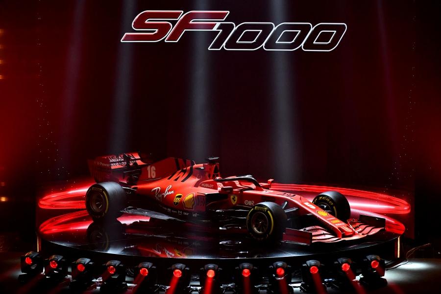 Ferrari se arma con nuevo bólido e inversión de 500 mdd