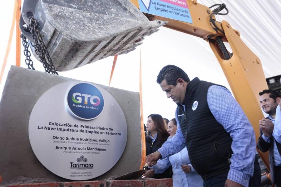 Destina gobierno de Guanajuato mas de 80 mdp en obras de salud y educación
