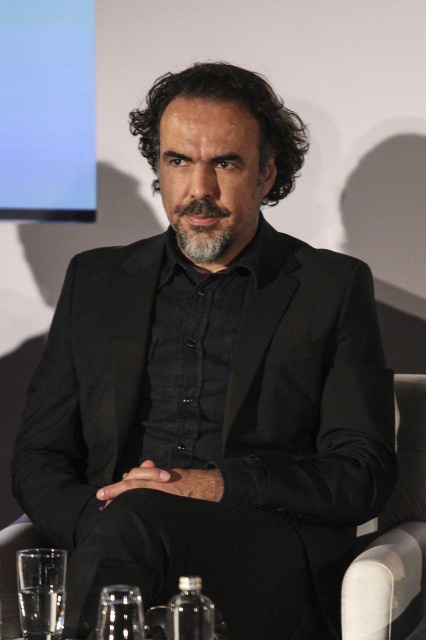 Iñárritu graba en Xochimilco y Chapultepec