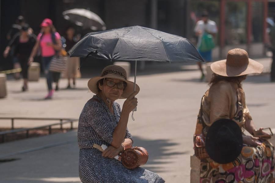 Activan Alerta Amarilla por altas temperaturas en la CDMX