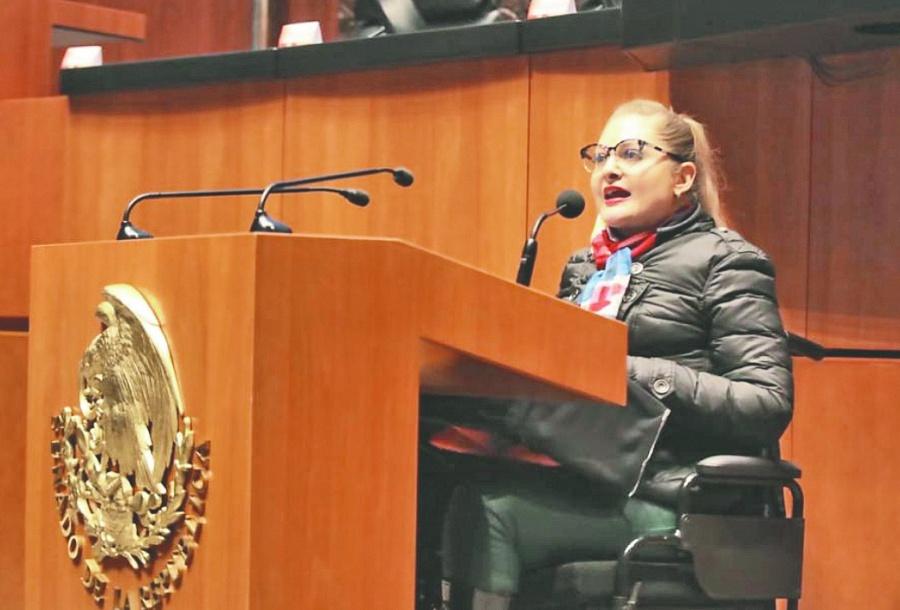 Prisión preventiva es lesiva para los derechos humanos: senadora Anaya Mota