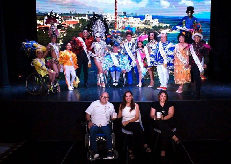 Playa Langosta: nueva sede del Carnaval de Cancún 2020