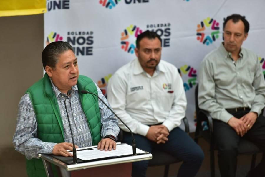 Se alista la Carrera Atlética de la Enchilada 2020 en Soledad, SLP