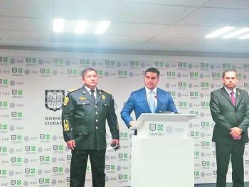 Detiene SSC a 9 policías que participaban en secuestros