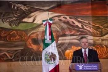 Arturo Zaldívar acepta colaborar en informes sobre caso Ayotzinapa