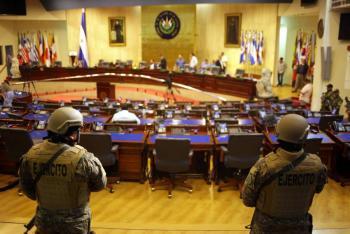 Congreso de El Salvador sin acuerdo para préstamo de Bukele