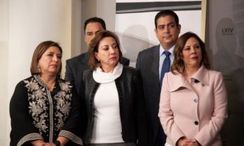 Senadores del PAN harán propuesta propia de reforma judicial