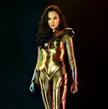 """Revelan nuevas imágenes de """"Wonder Woman 1984"""""""
