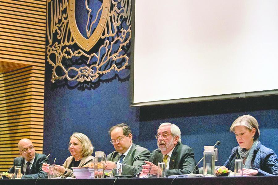 Violencia de género ya esfalta grave en la UNAM