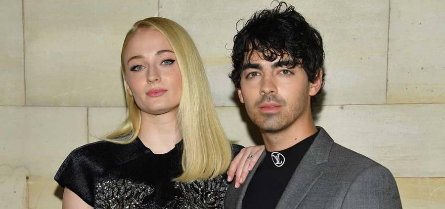 Sophie Turner, embarazada de su primer hijo con Joe Jonas